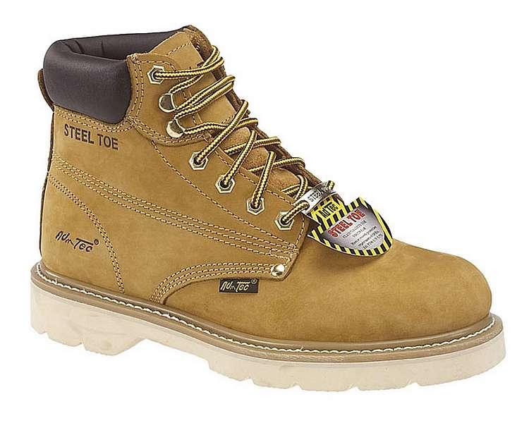 1982-Steel-Toe-Work-Boots-With-Custom-Orthotics...
