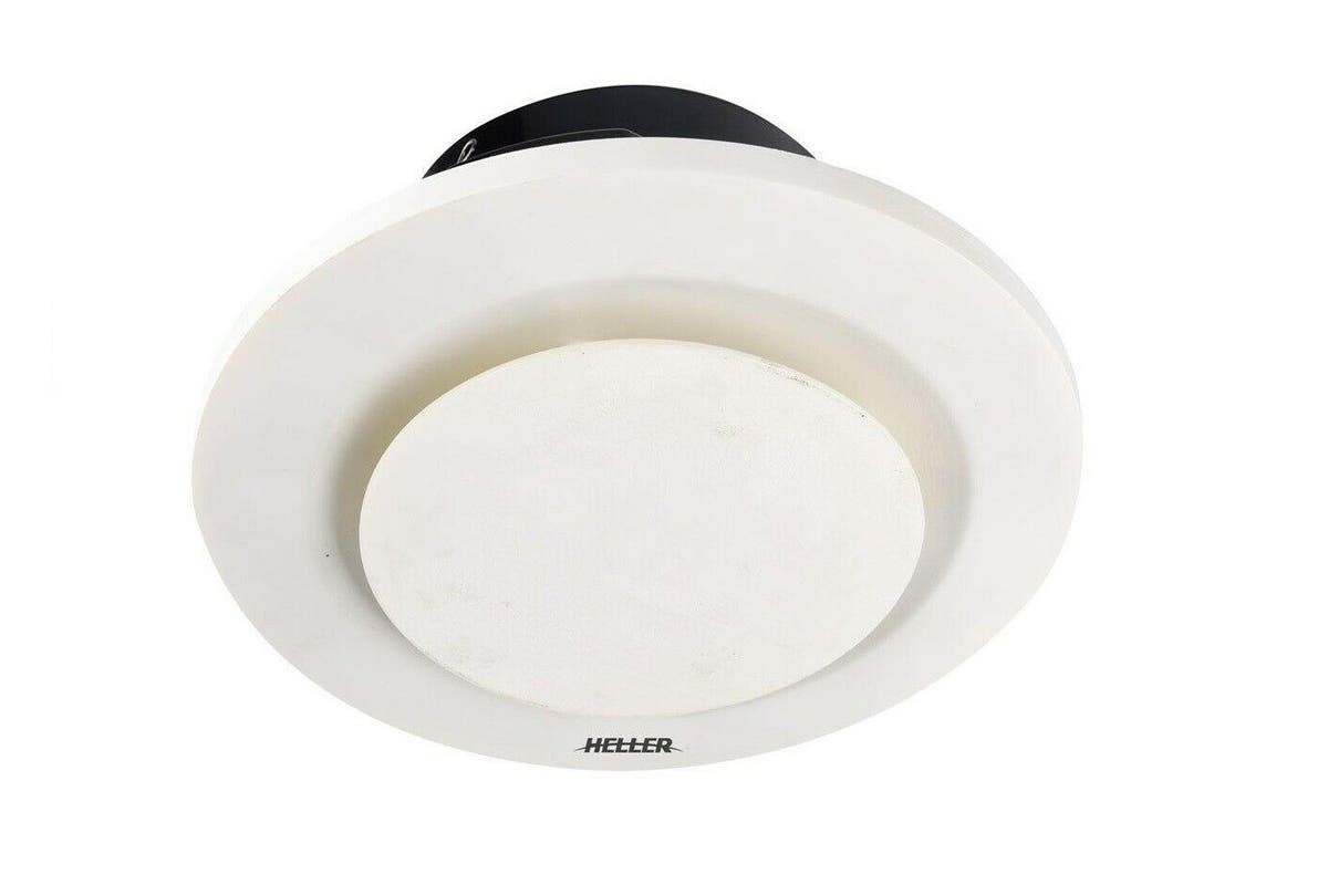 HELLER VENT DUCTED ROUND FAN 250MM...