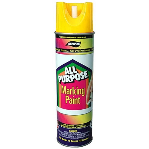 Aervoe-1393-All-Purpose-Fluorescent-Marking-Paint-(Yellow)...