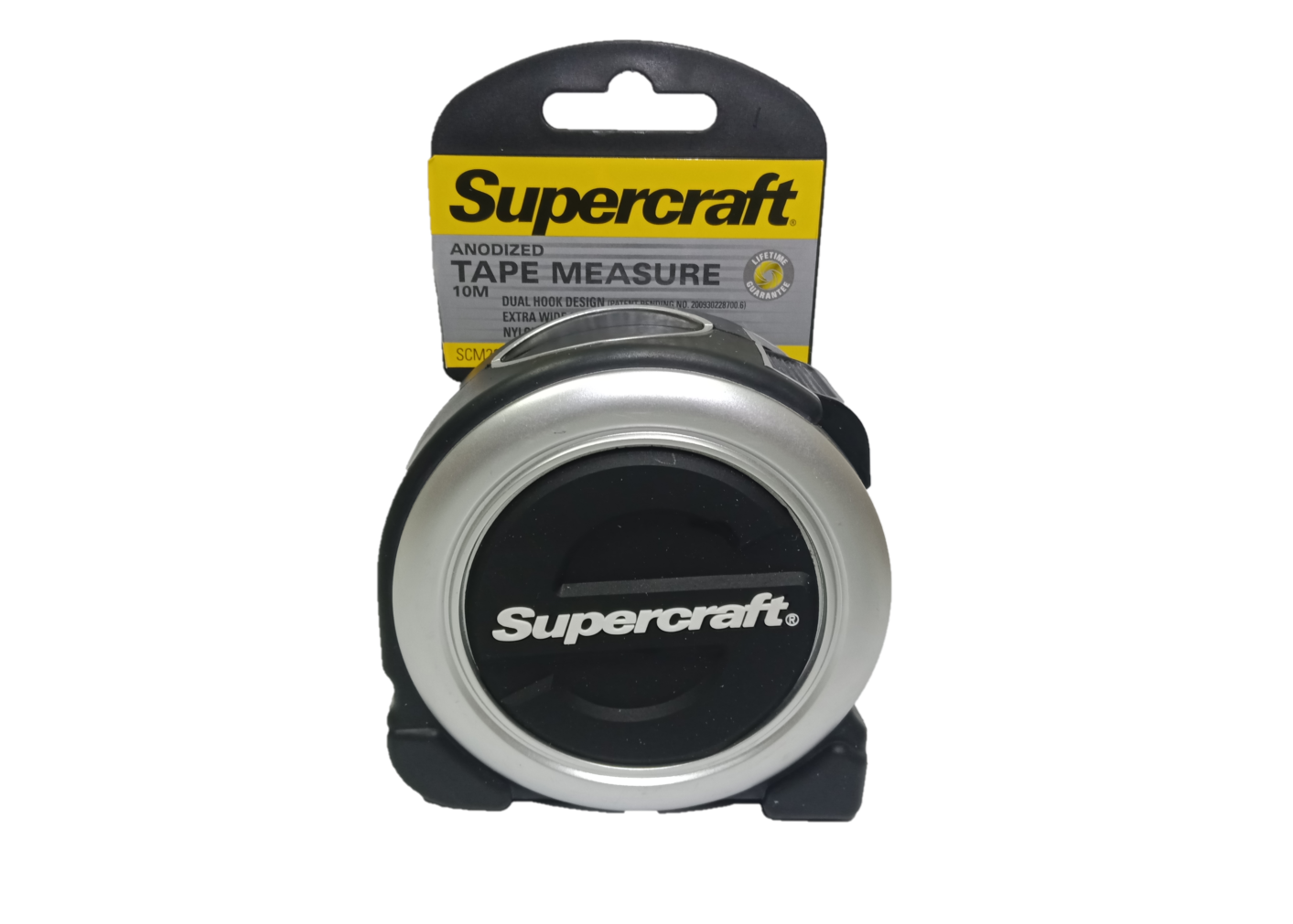 Anodized Tape Measure 10m...