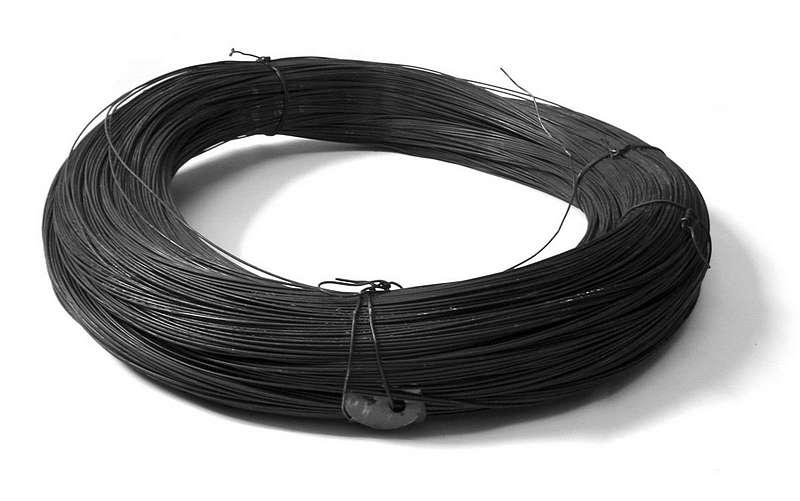 tie wire galvanised & black annealed...
