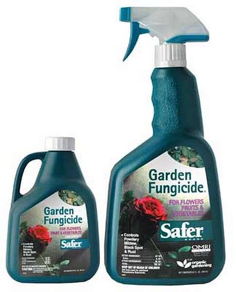 Garden Fungicide...