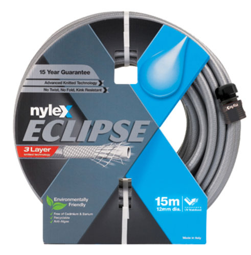 Eclipse Silver Hose with connector...