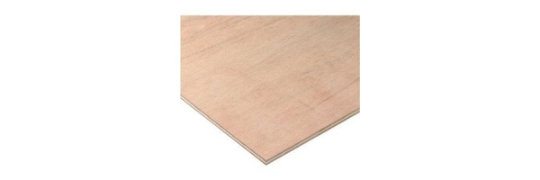 Exterior Grade Plywood Various Sizes 12mm Thickness