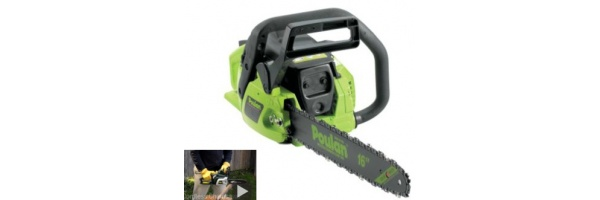 Poulan 16 in Gas Chainsaw