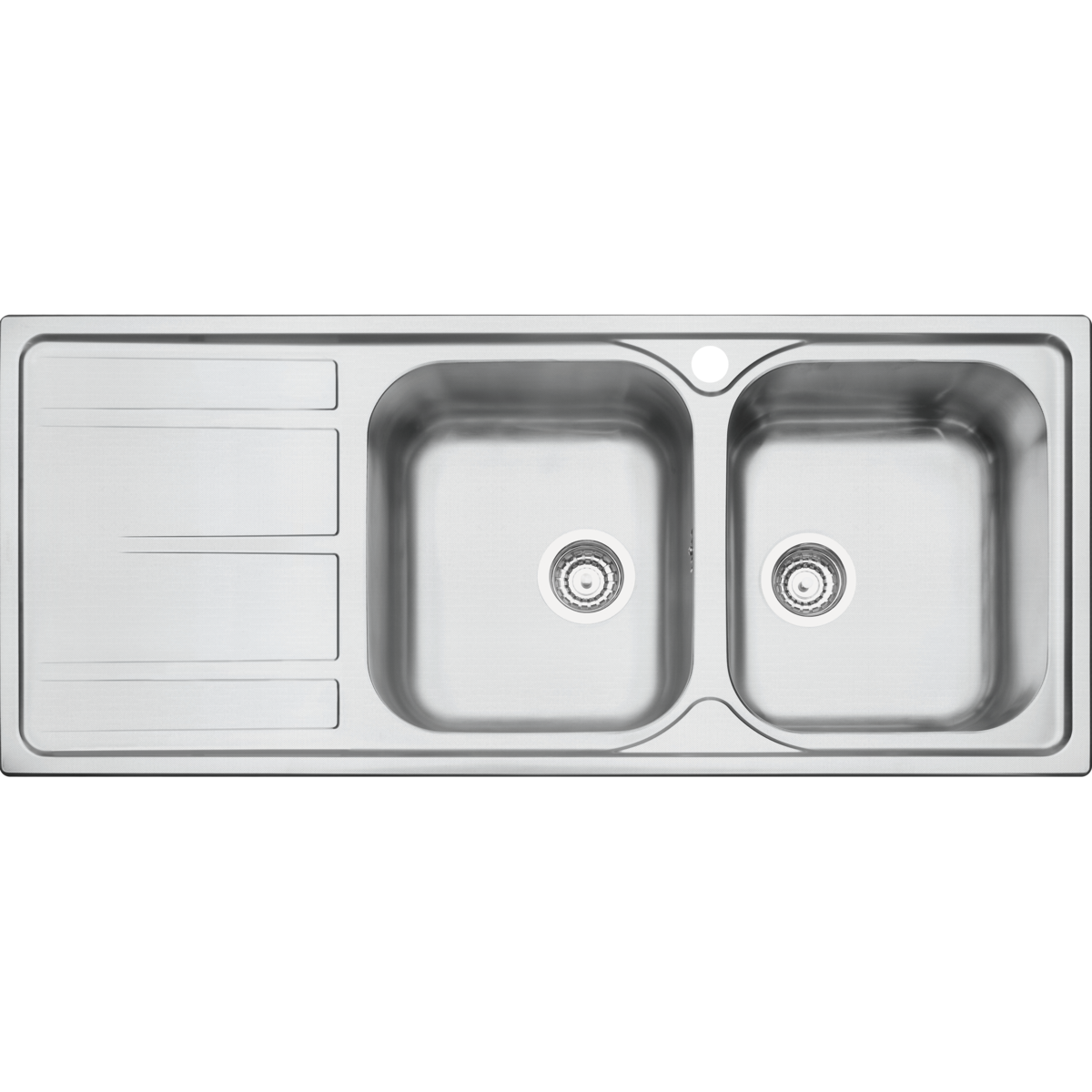 Stainless Steel sink 2 Bowls...